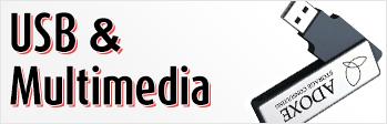 USB en Multimedia