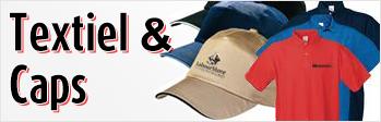 Textiel en Caps